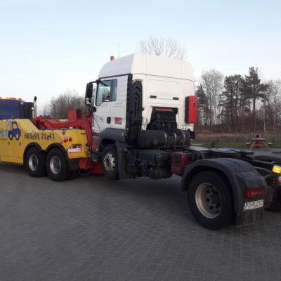 Pomoc drogowa TIR Szczecin